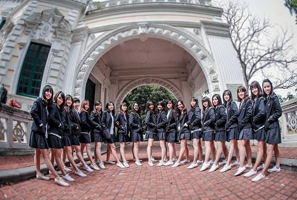 20 nữ sinh duyên dáng và cá tính của lớp 12 Địa