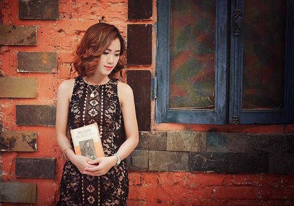 Phong cách nữ doanh nhân của Hường