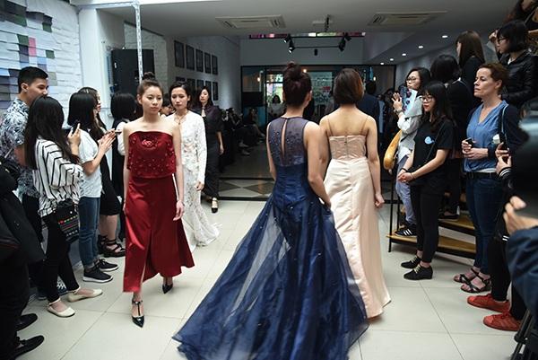 Các show diễn thời trang của sinh viên Việt ngày càng chuyên nghiệp