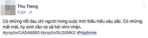 """Hashtag """"Hãy trở về"""" cầu nguyện cho tổ bay CASA-212 phủ khắp mạng xã hội - 12"""