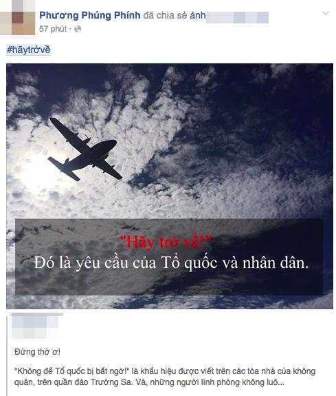 """Hashtag """"Hãy trở về"""" cầu nguyện cho tổ bay CASA-212 phủ khắp mạng xã hội - 7"""