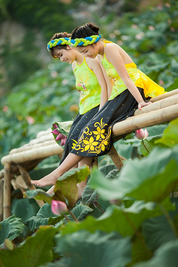 Chị gái là Hoài Thu sinh năm 1996 học trường ĐH Thủ đô Hà Nội, Khoa GD Mầm non.