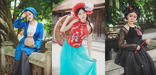 Bộ ảnh Tấm Cám do nhóm Chie Nguyễn thực hiện đang được cộng đồng cosplay chia sẻ. Chie Nguyễn là một thành viên kì cựu trong giới cosplay Việt. Cô từng có nhiều bộ ảnh nổi tiếng trong giới và được đăng báo.