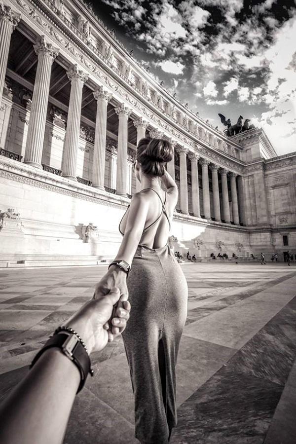 Quảng trường Roman Forum - Ý