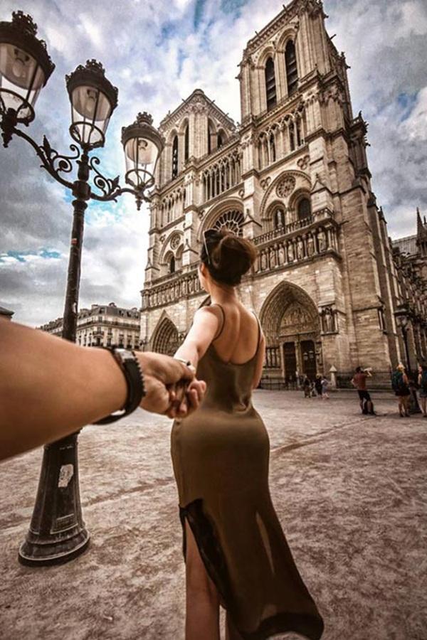 Nhà thờ Đức Bà - Pháp