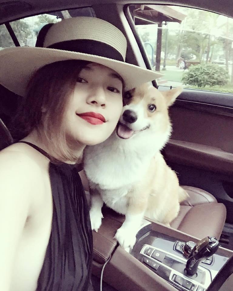 Mai Chi đã lập gia đình, trở thành nữ doanh nhân thành đạt