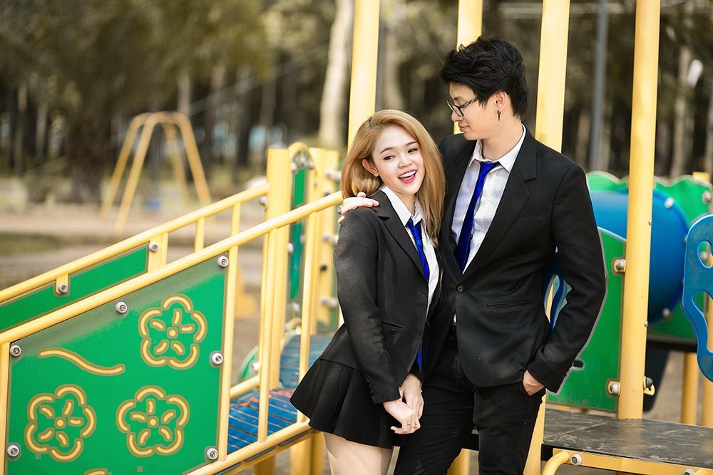 """Cặp đôi yêu xa """"chàng cao 1m90, nàng 1m60"""" nổi tiếng trên mạng - 10"""
