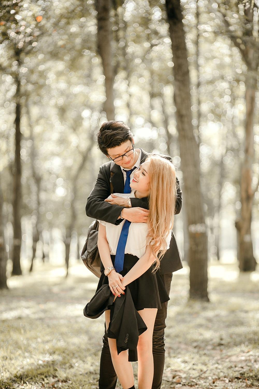 Ngoại hình trẻ đẹp và mối tình lãng mạn của Thơ và Nino khiến hai bạn trẻ được yêu mến trên mạng.
