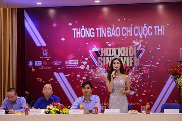 Sáng nay (5/8), Imiss Thăng Long tổ chức họp báo, công bố thông tin về cuộc thi năm 2016. Cuộc thi là sự tiếp nối thành công từ Hoa khôi Sinh viên TP. Hà Nội 7 năm qua. Từ năm 2009 đến nay, chương trình đã thu hút được sự quan tâm của đông đảo các bạn nữ sinh trên địa bàn thành phố Hà Nội.