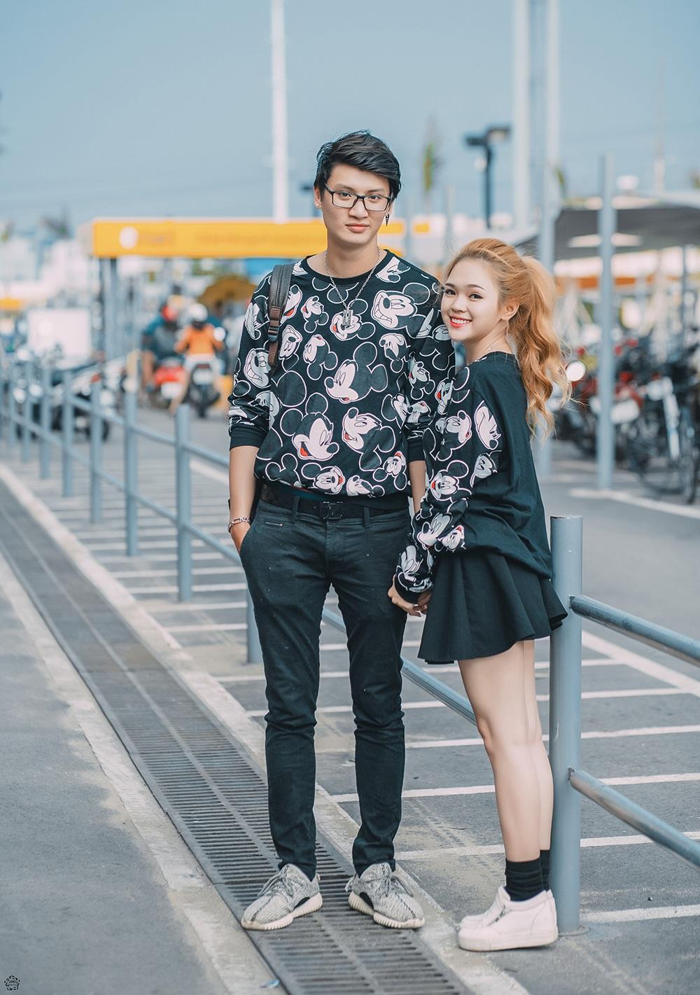 (Dân trí) - Cặp đôi yêu xa nổi tiếng trên mạng Như Thơ và Nino lại tiếp tục chia sẻ những hình ảnh ngọt ngào khiến nhiều người phải ghen tị.