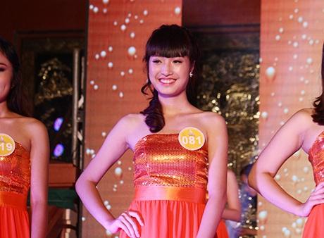 Cô gái tài sắc vẹn toàn của trường Phương Đông.