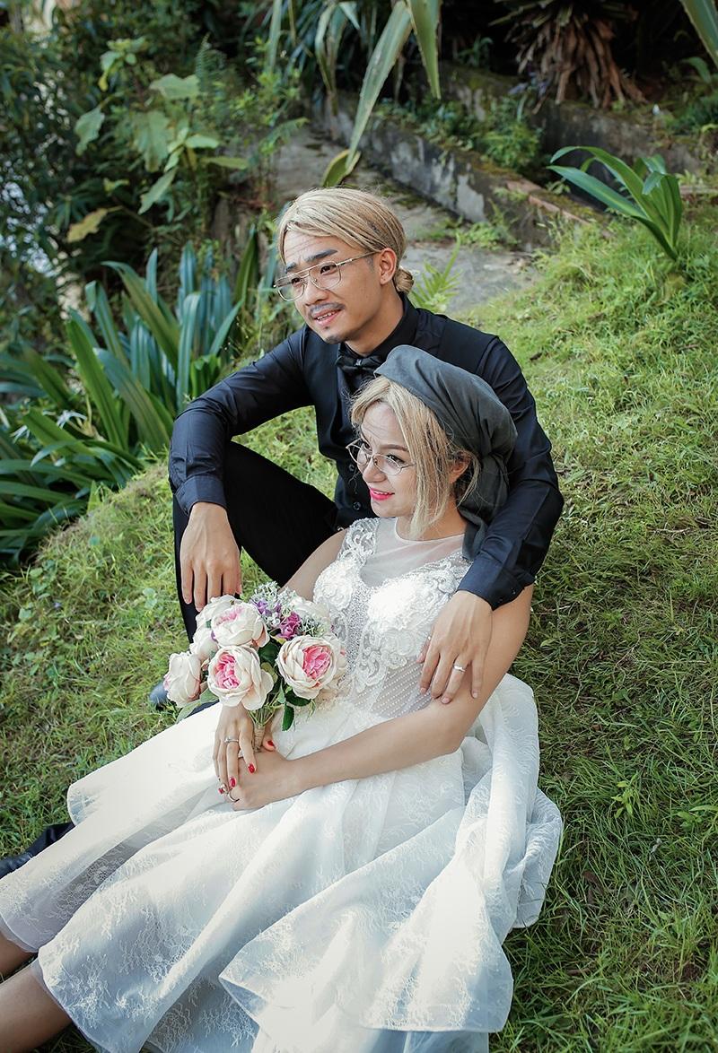 """Ảnh cưới """"bên nhau trọn đời"""" hài hước, ý nghĩa của """"thánh chế"""" - 16"""