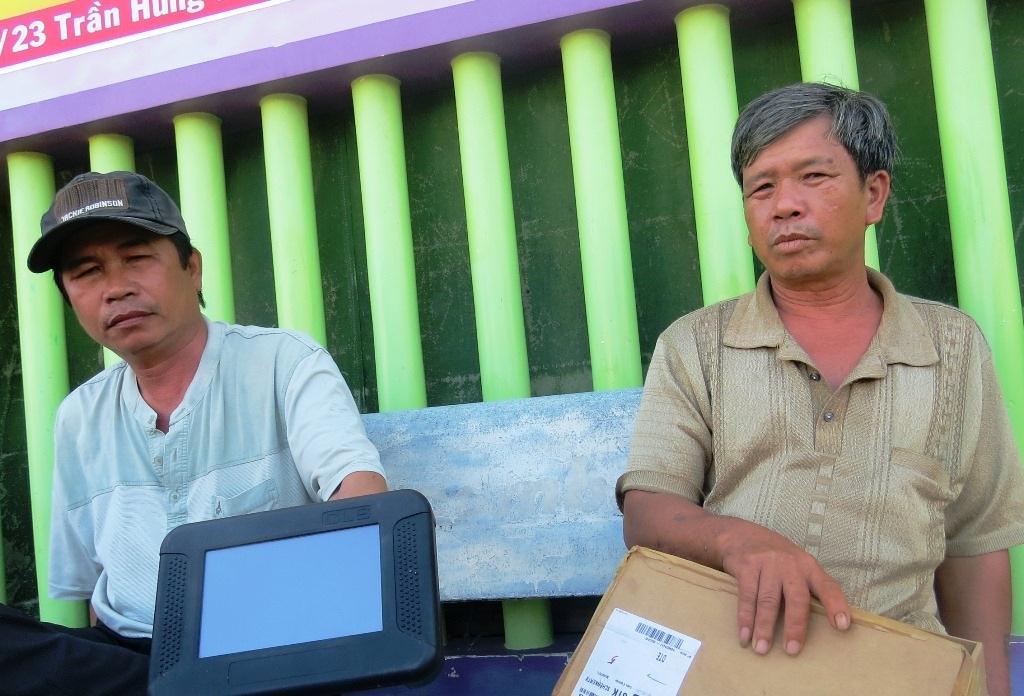 Ngư dân Phú Yên bị phạt vì không gắn thiết bị Movimar lên tàu cá