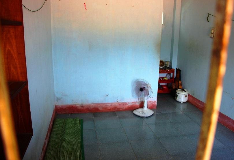 Nhiều chủ nhà chuẩn bị phòng trọ sạch sẽ đón sĩ tử nhưng không có thí sinh thuê trọ