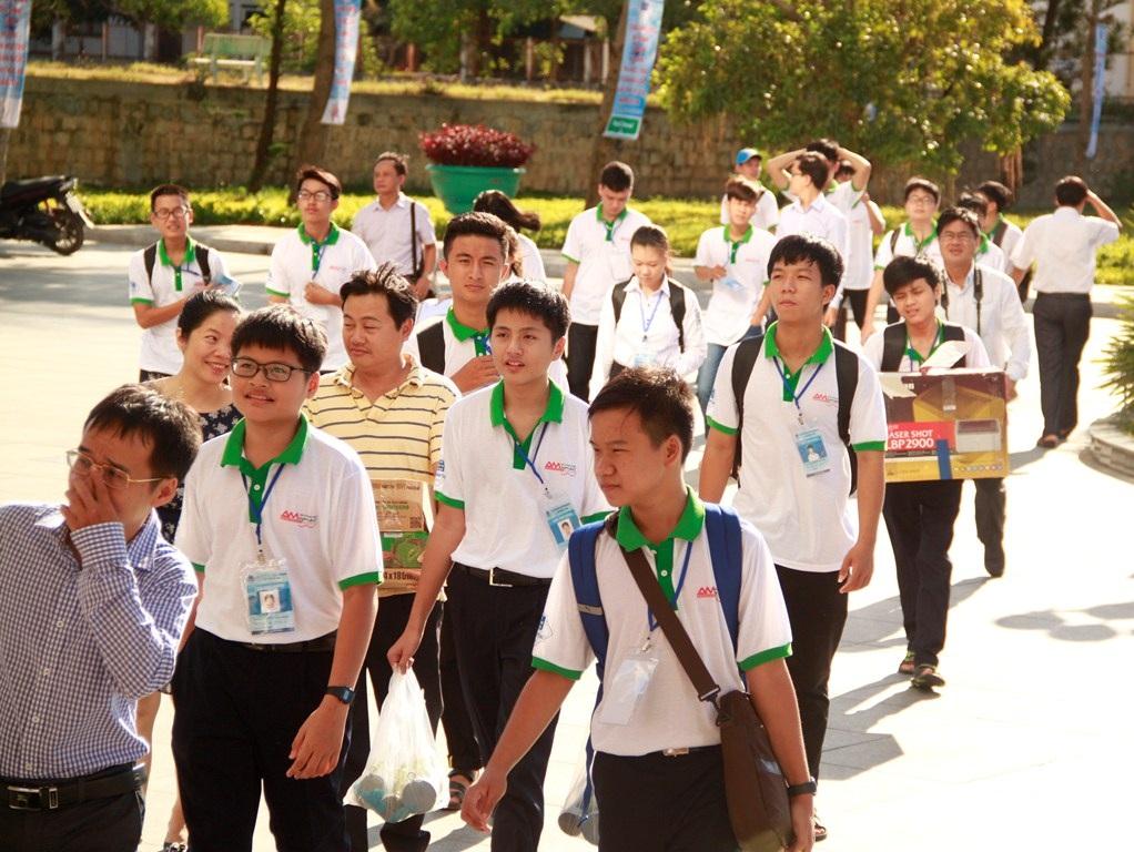 Hội thi thu hút 247 thí sinh đến từ 47 tỉnh thành tham gia