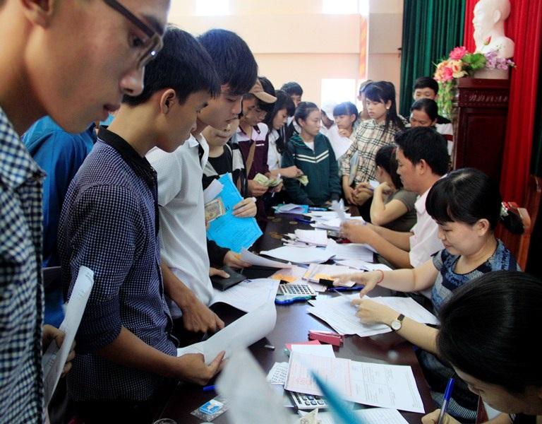 Theo kế hoạch, sinh viên năm thứ nhất - trúng tuyển đợt 1 và đợt 2 - cùng bắt đầu học chính thức từ ngày 12/9 (ảnh minh họa)