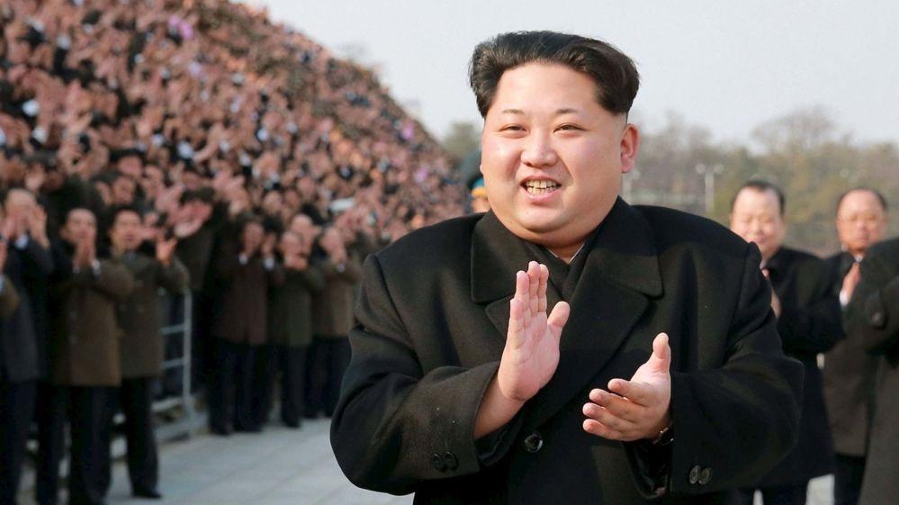 Nhà lãnh đạo Triều Tiên Kim Jong-un (Ảnh: BBC)