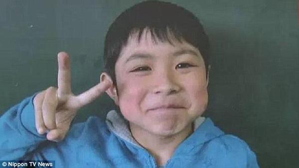 Cậu bé Yamato Tanooka (Ảnh: Nippon TV)
