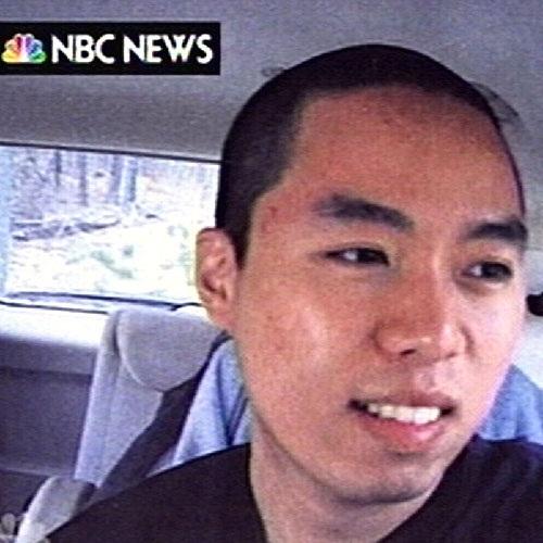 Tay súng Seung-Hui Cho (Ảnh: NBC)