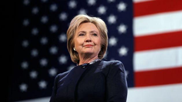 Ứng viên tổng thống đảng Dân chủ Hillary Clinton (Ảnh: AP)