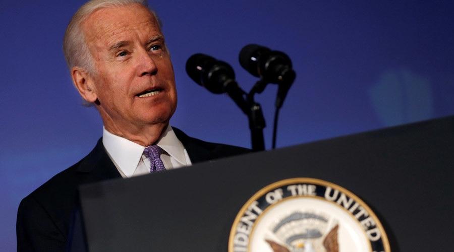 Phó Tổng thống Mỹ Joe Biden (Ảnh: Reuters)
