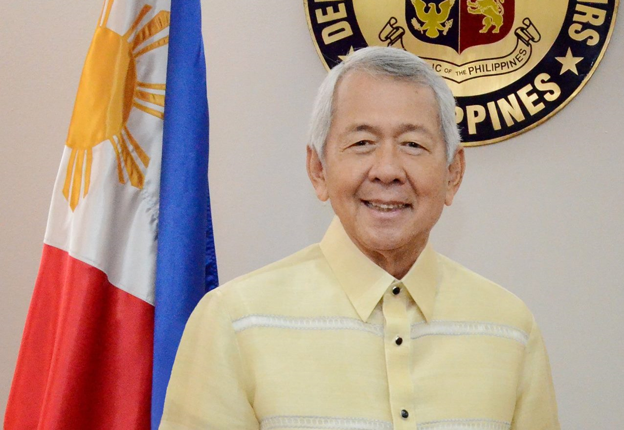 Ngoại trưởng Philippines Perfecto Yasay (Ảnh: Philippine Consulate)