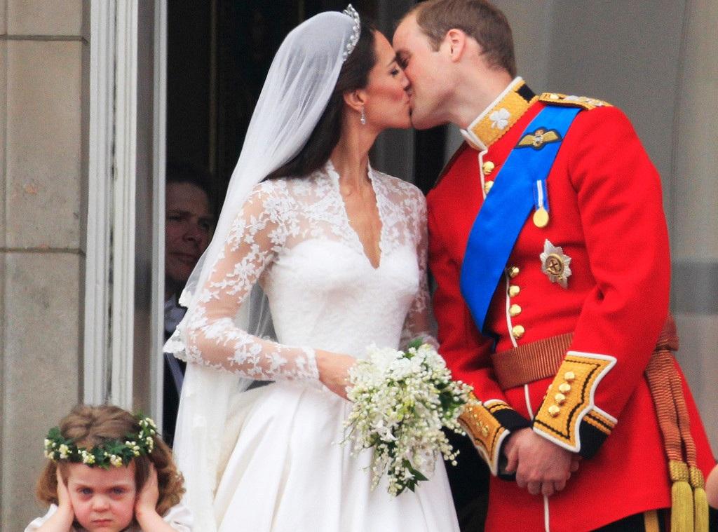 Cặp đôi tổ chức đám cưới vào ngày 29/4/2011. Đám cưới hoàng gia đã trở thành sự kiện trọng đại thu hút sự chú ý đặc biệt của công chúng Anh (Ảnh: Mirror)