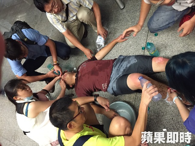 Đài Loan: Nổ tàu chở khách, ít nhất 24 người bị thương - 6