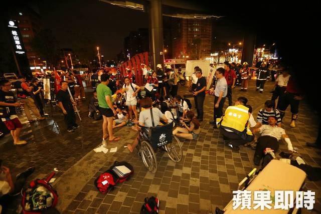 Đài Loan: Nổ tàu chở khách, ít nhất 24 người bị thương - 10