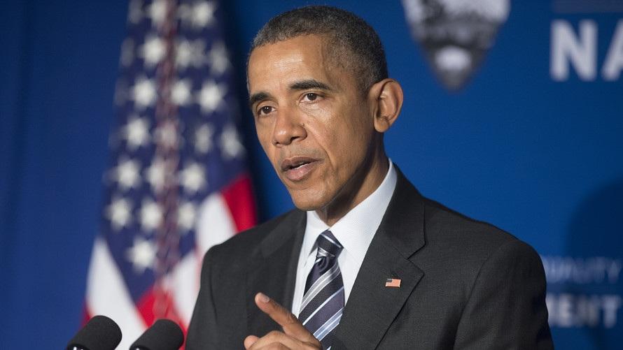 Tổng thống Mỹ Barack Obama (Ảnh: Getty)