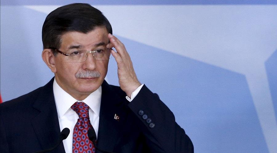 Cựu Thủ tướng Thổ Nhĩ Kỳ Ahmet Davutoglu (Ảnh: Reuters)