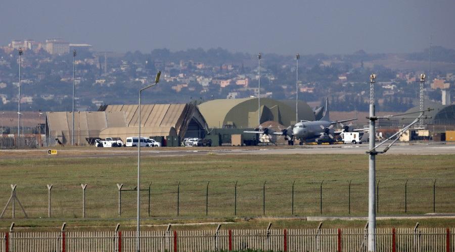 Căn cứ không quân Incirlik ở Adana (Thổ Nhĩ Kỳ) (Ảnh: AFP)