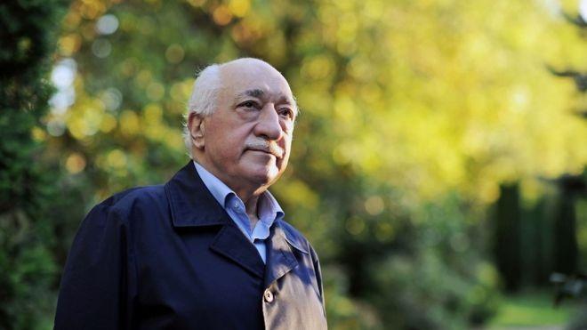 Giáo sĩ Fethullah Gulan. (Ảnh: BBC)