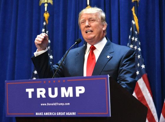 Ứng viên tổng thống đảng Cộng hòa Donald Trump (Ảnh: USRex)