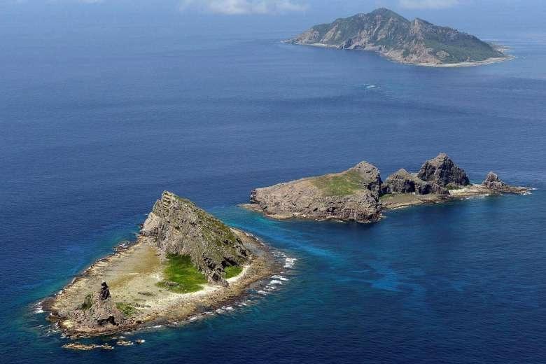 Quần đảo Senkaku/Điếu Ngư - nơi Nhật Bản và Trung Quốc đang tranh chấp tại biển Hoa Đông (Ảnh: Reuters)