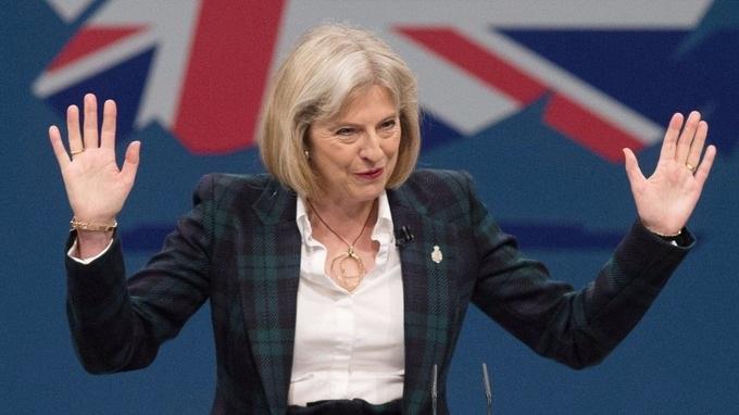 Thủ tướng Anh Theresa May (Ảnh: Itv)