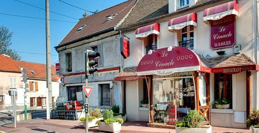 Nhà hàng Le Cenacle ở Tremblay-en-France, Pháp (Ảnh: Viamichelin)