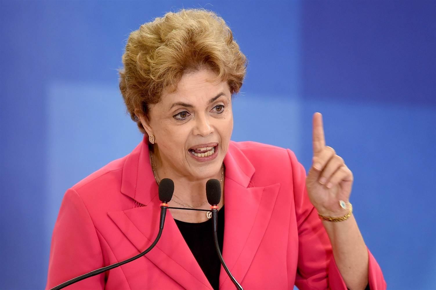 Tổng thống Brazil Dilma Rousseff (Ảnh: NBC)
