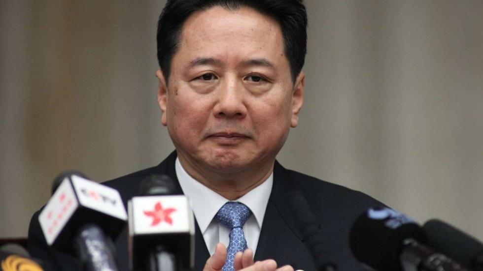 Ông Lý Tiểu Bằng (Ảnh: SCMP)