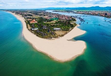 Chương trình Trở về thương lấy nhau thôi sẽ được tổ chức tại khuSun Spa Resort, bán đảo Bảo Ninh, TP Đồng Hới