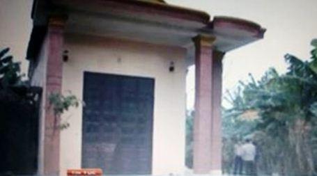 Ngôi nhà của nạn nhân xấu số Phạm Thị Hoa (Ảnh: Cơ quan điều tra cung cấp)