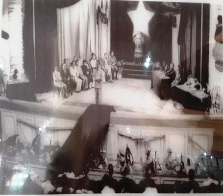 Ngày 2/3/1946, Quốc hội khóa I họp kỳ thứ nhất đã cử Chính phủ liên hiệp kháng chiến, do Hồ Chí Minh làm Chủ tịch, đọc lời tuyên thệ trước Quốc hội.