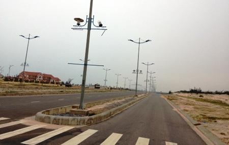 Đại lộ Võ Nguyên Giáp, nơi được chọn để đầu tư mô hình xây dựng Trường Cao đẳng/Đại học quốc tế Pegasus