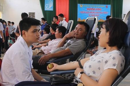 Chương trình thu hút sự tham gia của 523 đoàn viên là cán bộ, công chức, viên chức, người lao động đang công tác trong các cơ quan, đơn vị, doanh nghiệp Nhà nước