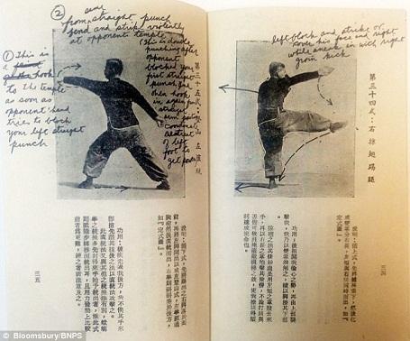 Lý Tiểu Long về sau đã trở thành một ngôi sao võ thuật nổi tiếng thế giới.