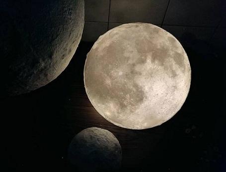 """Ngắm vẻ đẹp kỳ diệu của chiếc đèn """"rước trăng vào nhà"""" - 8"""
