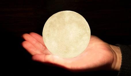 """Ngắm vẻ đẹp kỳ diệu của chiếc đèn """"rước trăng vào nhà"""" - 11"""