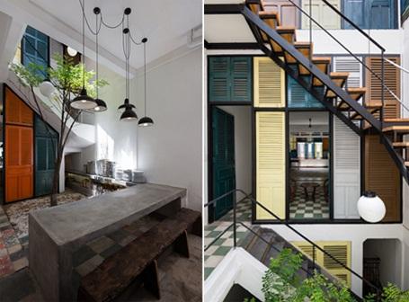 Những ngôi nhà Việt được giới thiệu trên tạp chí kiến trúc quốc tế - 1