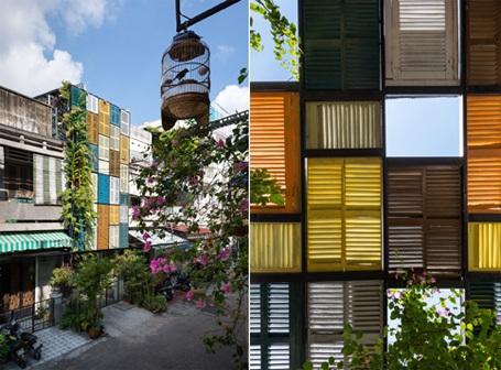 Những ngôi nhà Việt được giới thiệu trên tạp chí kiến trúc quốc tế - 3