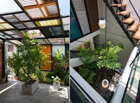 Những ngôi nhà Việt được giới thiệu trên tạp chí kiến trúc quốc tế - 4